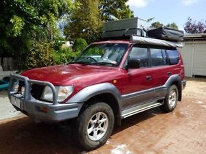 Toyota LandCruiser 1999 - Roof Top tent - fully equipped! Sydney City Inner Sydney Preview
