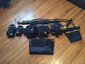 Clipteck tool belt