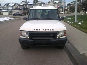 2003 Land Rover/excellent condition