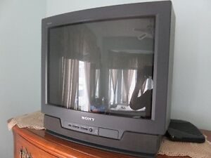 Sony  Color  Television