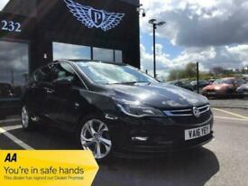 image for 2016 Vauxhall Astra 1.6 SRI NAV CDTI S/S 5d 134 BHP Hatchback Diesel Manual