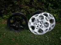 Stock Ford Rims from 2011 Ford Fusion