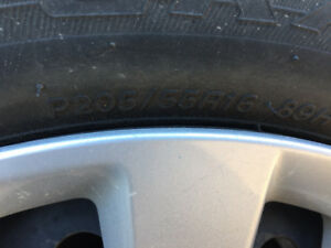 WANTED! 205/55/16 winter tires for 13 Sentra
