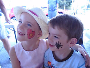Face Painting At Events & Activities For Kids... Peterborough Peterborough Area image 2
