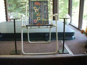 steel 1 drink tables