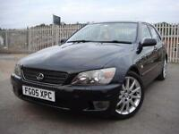 2005 05 Lexus IS200 2.0 SE ***ONLY 54,000 MILES FROM NEW***