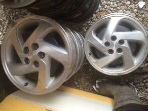 """16"""" aluminum rims (mounting available)"""