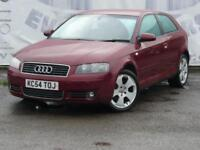 2004 AUDI A3 2.0 TDI SE DSG AUTO DIESEL SERVICE HISTORY INCLUDING CAMBELT AT 90K