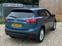2014 Mazda CX-5 2.2d Sport Nav 5dr ESTATE Diesel Manual
