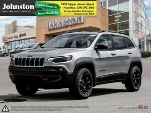 2019 Jeep Cherokee Trailhawk  - Navigation -  Uconnect - $134.66