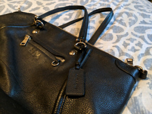 Coach purse bag