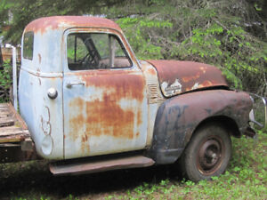 Early 1950s Chevrolet 1430 Truck For Sale