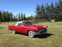 FOR SALE 1957 FORD THUNDERBIRD CONVERTIBLE