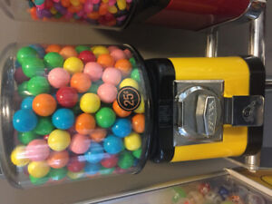 Gumball Candy Machines