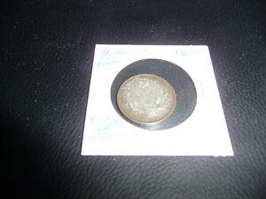 1844 Half Penny Piece