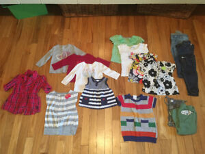 6-12 Month Girl Clothing (Expensive brand name items)