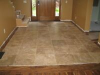 EXPERIENCED TILE SETTER AND REMODELER