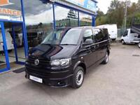 2014 VOLKSWAGEN TRANSPORTER T28 TDI STARTLINESPORTLINE STYLE WITH AIRCON AND LIN