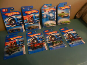 Hot Wheels Hard to Find Faster Than Ever Wheels Lot