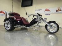 Rewaco FX5-GT 1800i 3 Seater Trike 2007
