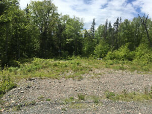 Land / building lot for sale Sutherland's Lake