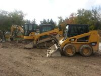 equipment rental low rates! Rent Skidsteers & mini excavator
