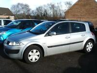 2005 55 Renault Megane 1.5dCi 5d **TRADE CLEARANCE**