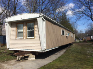Good Used Park Models / Mobile Homes - Must be Moveable