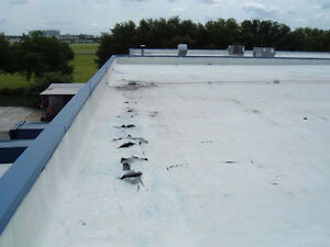 DO NOT SPEND ONE MORE DIME ON YOUR COMMERCIAL ROOF