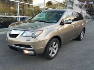 Acura MDX Technology Package 2010