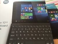 Linx 10 Windows 10 Pro tablet with keyboard 32gb