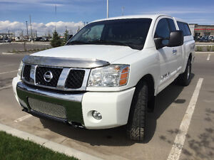 Ready for the long weekend! 2007 Nissan Titan SE