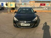 Vauxhall Astra 1.6 Petrol 5 Door New Shape Hatchback 2013 Low Mileage 55k only