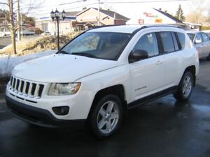 jeep compass automatique 2011