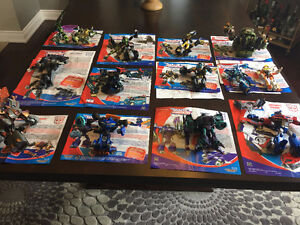 Transformers Animated Figures, Lot
