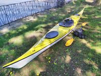 P&H Orion Kayak de Mer 17""
