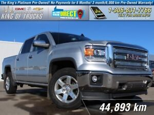 2015 GMC Sierra 1500 SLT Local | One Owner | PST Paid