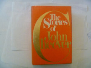 The Stories Of JOHN CHEEVER - 1979 Hardcover w/dust jacket