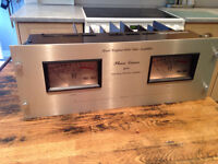 VINTAGE AMPLI DE PUISSANCE PHASE LINEAR 400 210 WATTS RMS CANAL