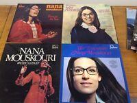 Nana Mouskauri vinyl records