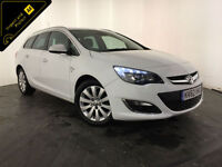 2013 VAUXHALL ASTRA SE CDTI DIESEL ESTATE SERVICE HISTORY FINANCE PX WELCOME