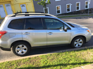 2015 Subaru Forester new synthetic oil change $12995