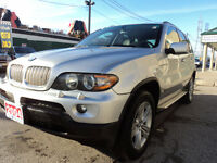 2004 BMW X5 4.4i SUV, Crossover/Clean carproof/Certified/E-TEST