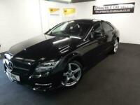 2013 Mercedes-Benz CLS CLS 250 CDI BlueEFFICIENCY AMG Sport 4dr Tip Auto COUPE D
