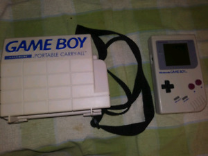 Came boy original et case de transports