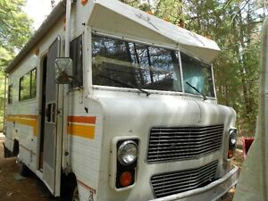 Vintage RV Winebago Still Has A lot of Adventures Left In It!