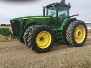 John Deere 8430 Tractor - Well Optioned