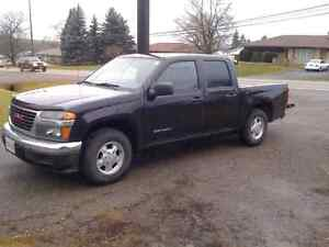 2005 GMC Canyon - Crew Cab, 2WD, 5 Cyl