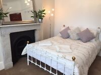 Spacious light studio flat in Westbourne BH4