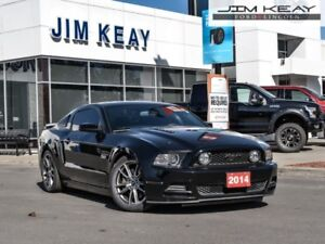2014 Ford Mustang GT  - Leather Seats -  Bluetooth - $117.78 /Wk